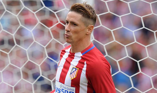 Торрес продлил контракт с Атлетико