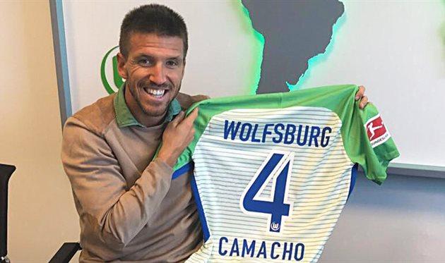 Вольфсбург подписал Камачо