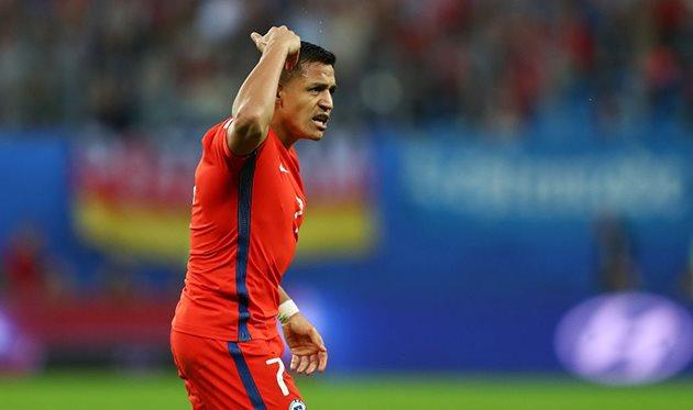 Арсенал готов продать Санчеса за 80 млн фунтов