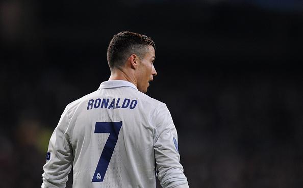 Роналду решил остаться в Реале