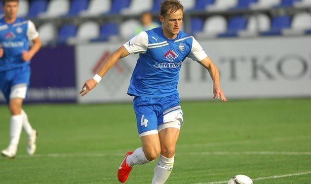 Гришко будет играть в Хабарвоске, fcska.ru