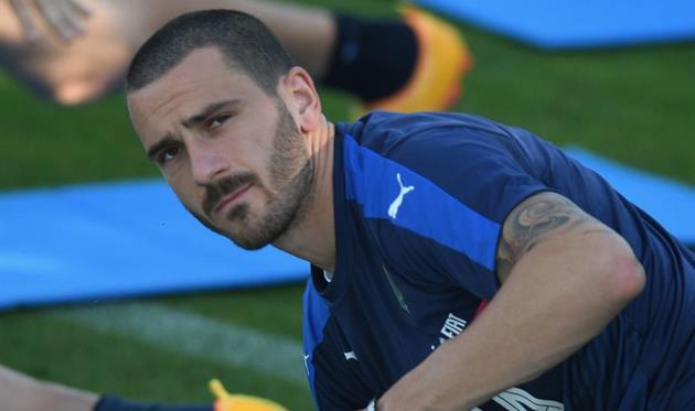 Милан согласовал контракт сБонуччи,— SportMediaset