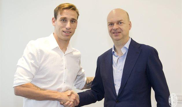 Билья стал игроком Милана