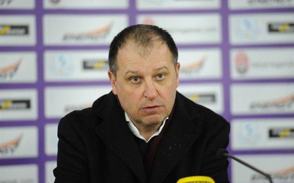 Юрий Вернидуб возмущен игрой Зари, football.ua