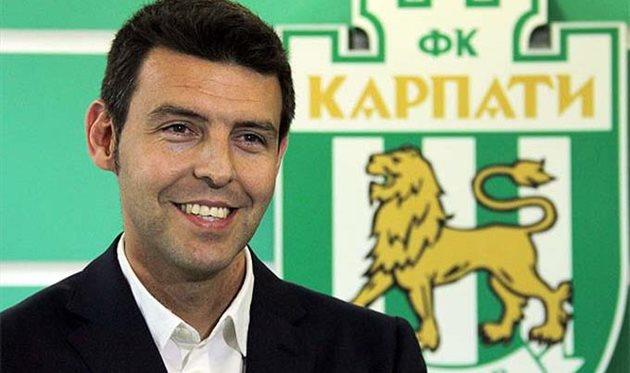 Серхио Наварро, ФК Карпаты