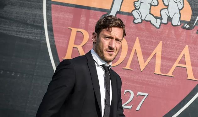 Тотти станет директором Ромы