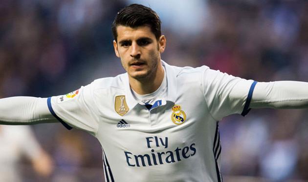Милан предложил за Морату 85 миллионов евро