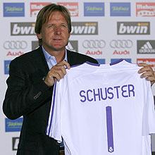 Бернд Шустер, uefa.com