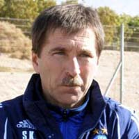 Сергей Краковский, фото fcdynamo.kiev.ua