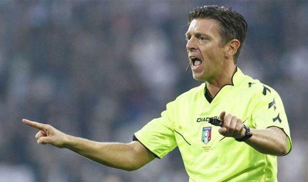Итальянский судья Рокки обслужит матч заСуперкубок УЕФА «Реал»