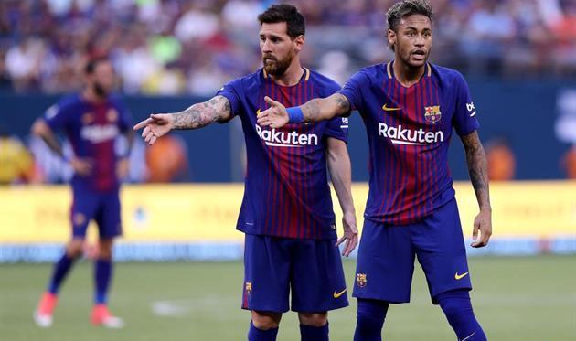 Барселона — Ювентус 2:1 Видео голов и обзор матча
