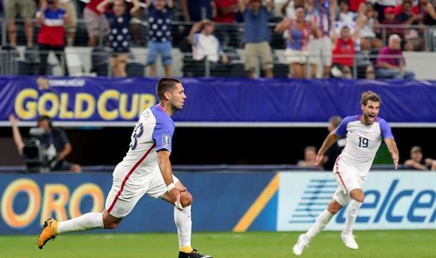 Золотой Кубок. Коста-Рика обыграла Панаму вчетвертьфинале