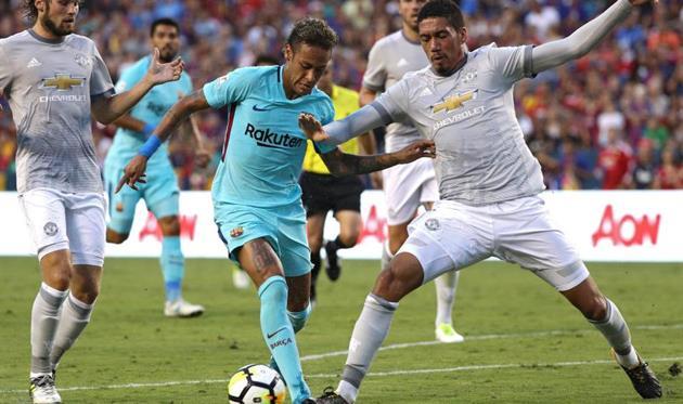 Барселона обыграла МЮ, Ювентус был сильнее ПСЖ