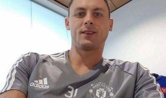 Матич прошел медобследование в Манчестер Юнайтед