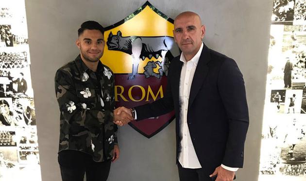 Рома подписала таланта Брондбю