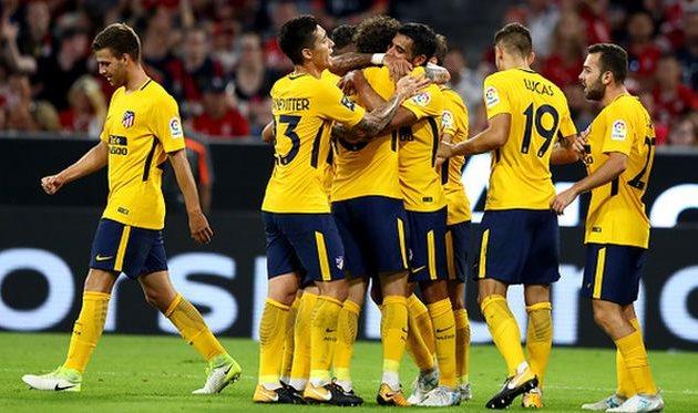 Атлетико одержал победу над Ливерпулем