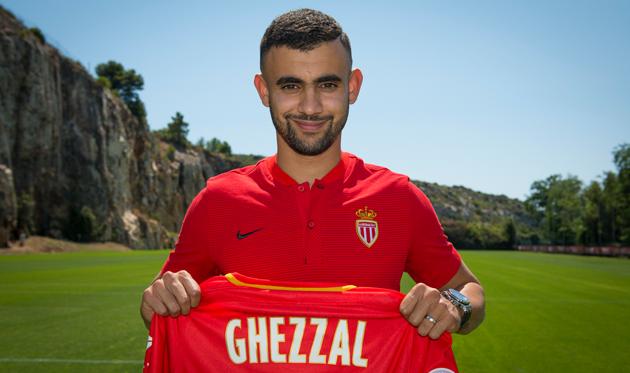 Монако подписал Геззаля