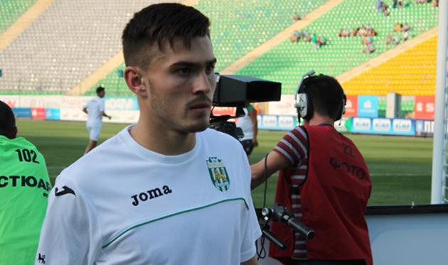 Андрей Маркович, фото ФК Карпаты