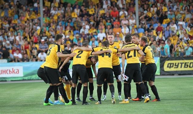 В заявке Александрии на матчи с БАТЭ 23 футболиста