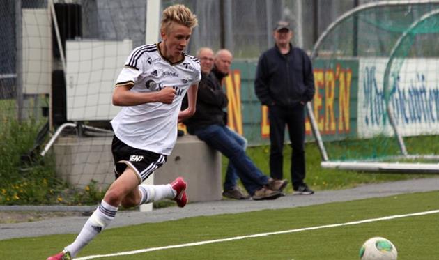 Аякс подписал норвежского нападающего