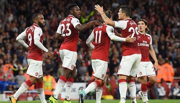 Арсенал переиграл Лестер в результативном поединке
