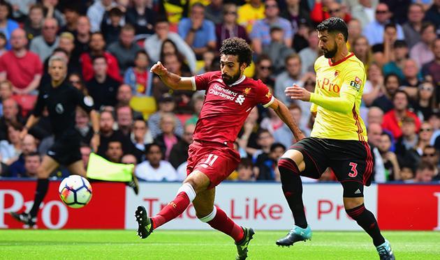 Уотфорд и Ливерпуль сыграли вничью