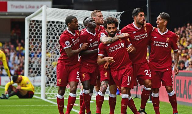Уотфорд — Ливерпуль 3:3 Видео голов и обзор матча