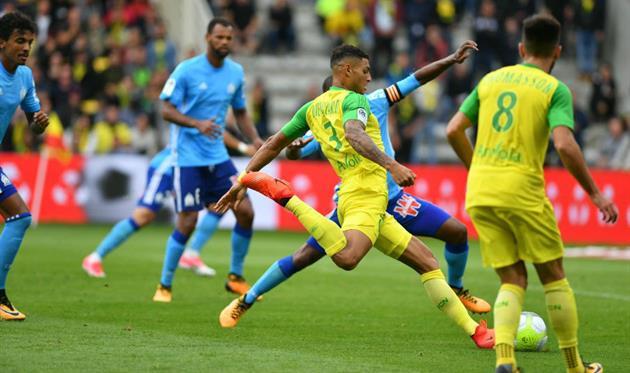 Лига 1: Марсель обыграл Нант, Тулуза сильнее Монпелье и другие матчи дня