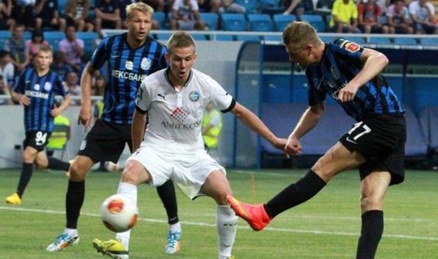 Олимпик - Черноморец, фото ua-football.com