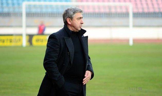 Севидов Ждем приезда киевского Динамо