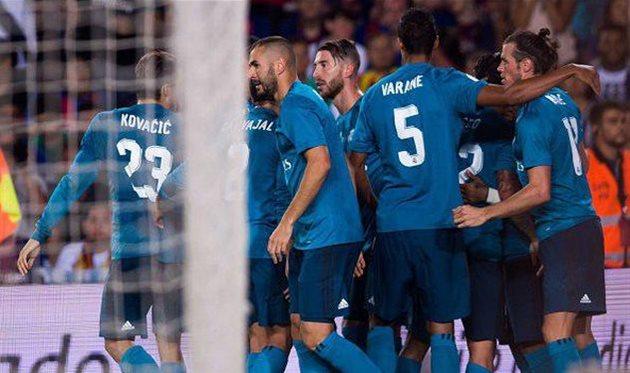 Роналду дисквалифицирован на 5 матчей затолчок арбитра вСуперкубке Испании