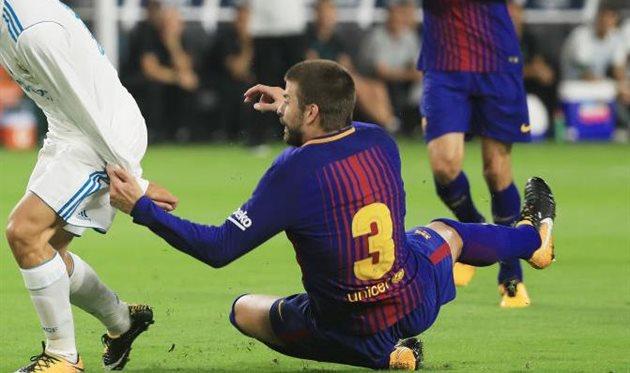 «Реал» завоевал Суперкубок Испании
