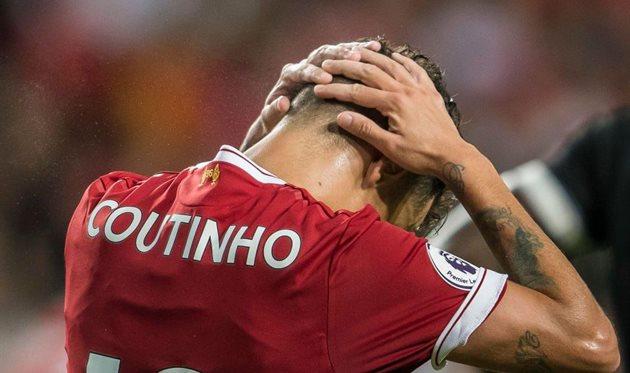 Ливерпуль отклонил 125 млн евро за Коутиньо
