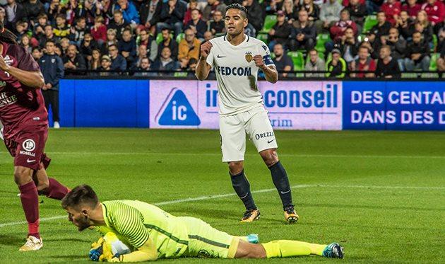 Монако установил рекорд чемпионата Франции