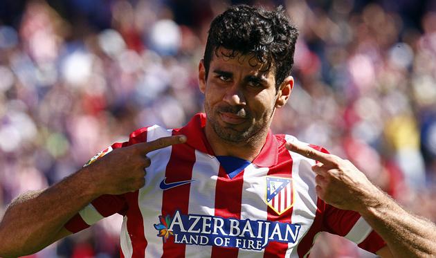 Атлетико и Челси согласовали трансфер Косты