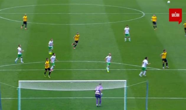 Карпаты — Александрия 0:0 Видео обзор матча