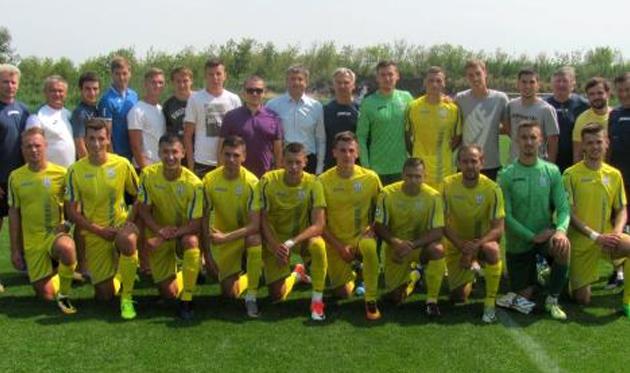 Студенческая сборная Украины, ffu.org.ua