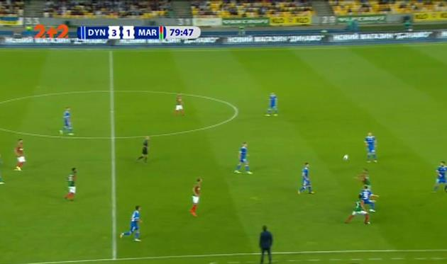 Динамо — Маритиму 3:1 Видео голов и обзор матча