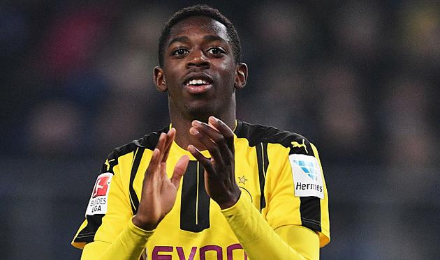 «Барселона» купит Дембеле за150 млн. евро