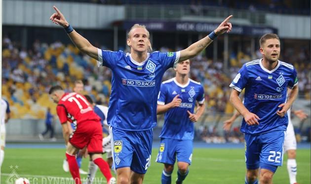 Домагой Вида может остаться в Динамо