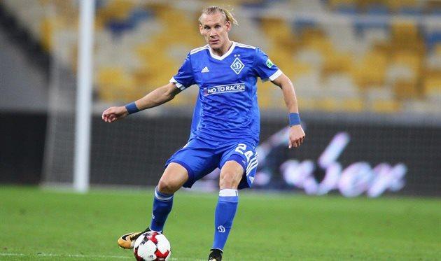 Защитник Домагой Вида останется в«Динамо» еще наполгода