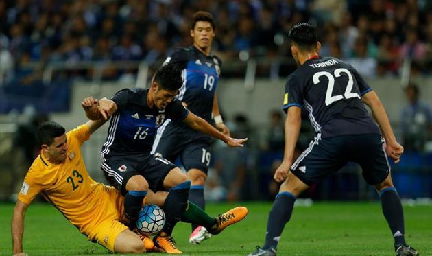 Япония вышла на чемпионат мира