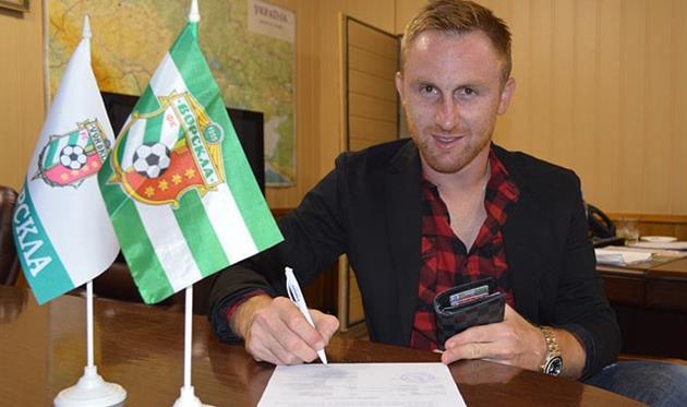 Кобахидзе подписал контракт с Ворсклой