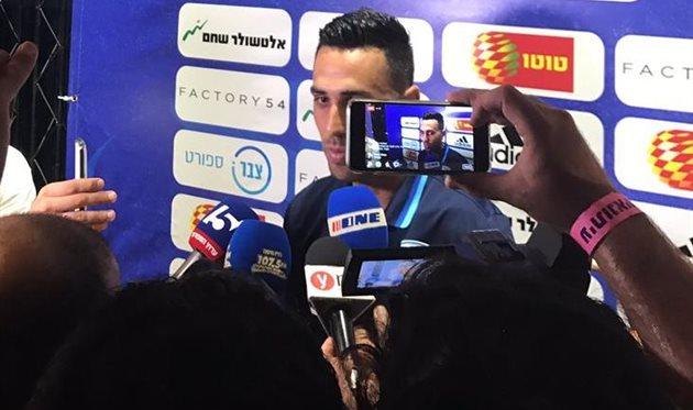 Капитан сборной Израиля отстранен из команды