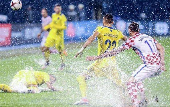 Хорватия и Косово доиграют сегодня