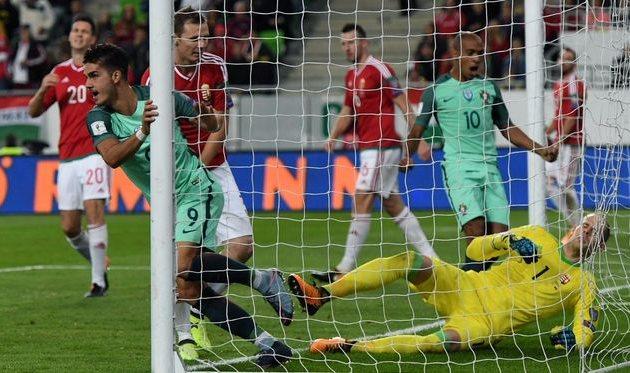 Португалия одолела Венгрию