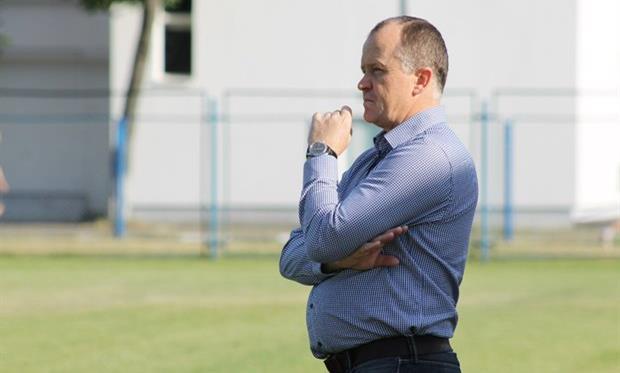 Дулуб — новый тренер Черноморца