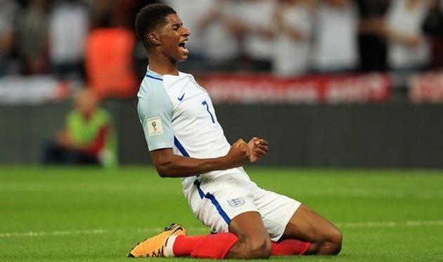 Англия добилась волевой победы над словаками