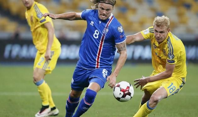 Исландия — Украина. Анонс матча