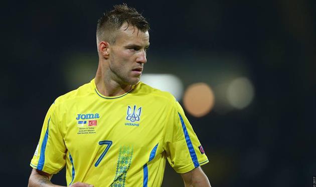 Ярмоленко попал в сборную лучших игроков Бундеслиги от L'Equipe